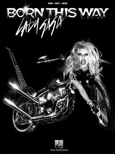 Lady Gaga: Born This Way 9781458412256