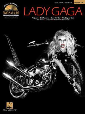 Lady Gaga: Piano Play-Along Volume 119 9781458415769