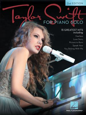 Taylor Swift for Piano Solo 9781458419668