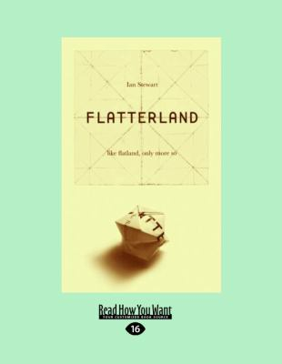 Flatterland: Like Flatland, Only More So