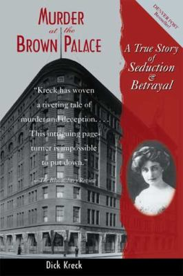 Murder at the Brown Palace (Large Print 16pt) 9781458755681