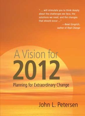 A Vision for 2012 (Large Print 16pt) 9781458756527