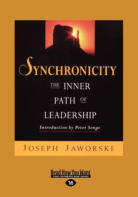 Synchronicity (Large Print 16pt) 9781458756848