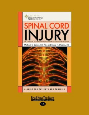 Spinal Cord Injury (Easyread Large Edition) 9781458763310