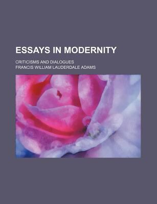 dialogues on the essays and reviews