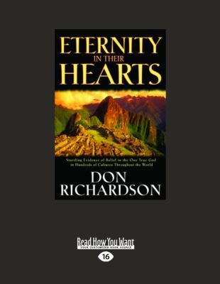 Eternity in Their Hearts (Large Print 16pt) 9781459606982