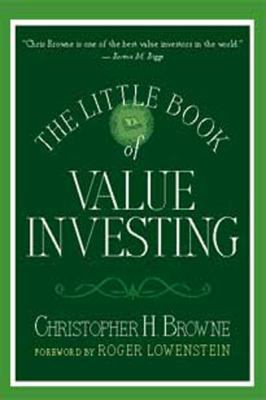 The Little Book of Value Investing (Large Print 16pt) 9781459607149