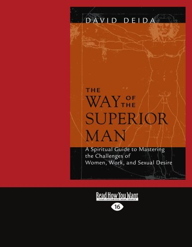 The Way of the Superior Man (Large Print 16pt) 9781459611443