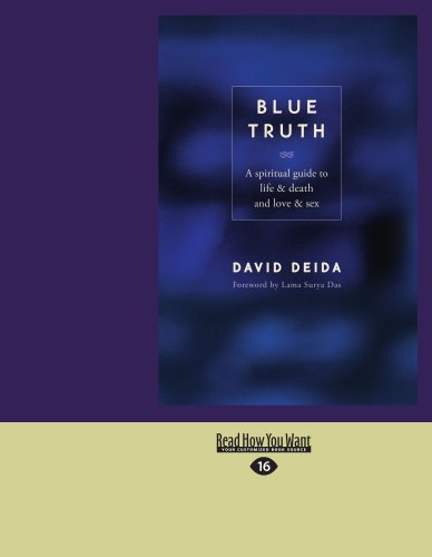 Blue Truth (Large Print 16pt) 9781459611450