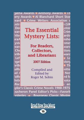 The Essential Mystery Lists: For Readers, Collectors, and Librarians (Large Print 16pt) 9781459613843
