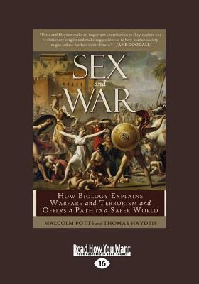Sex and War (Large Print 16pt) 9781459613850