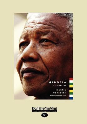 Mandela (Large Print 16pt) 9781459614222