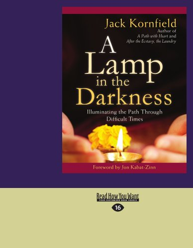 A Lamp in the Darkness: Illuminating the Path Through Difficult Times (Large Print 16pt) 9781459627673