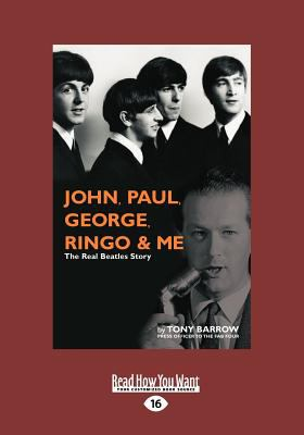 John, Paul, George, Ringo & Me 9781459634916