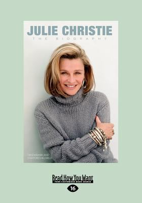 Julie Christie: The Biography (Large Print 16pt) 9781459634923