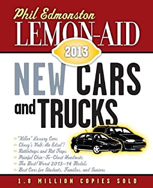Lemon-Aid New Cars and Trucks 2013 9781459705739