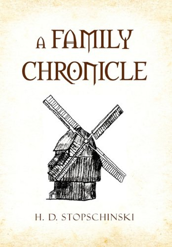 A Family Chronicle 9781456848576