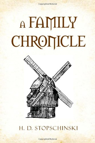 A Family Chronicle 9781456848583