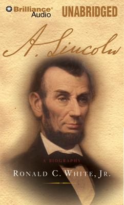 A. Lincoln: A Biography 9781455805587