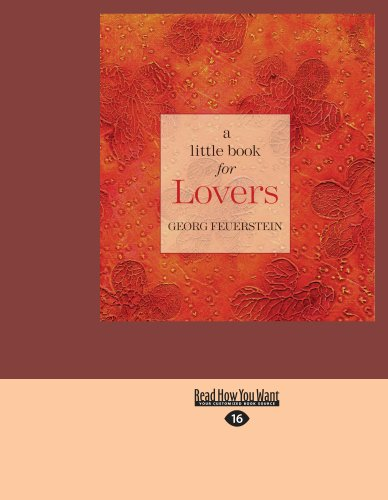 A Little Book for Lovers 9781458769961