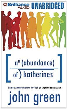 An Abundance of Katherines 9781455870103