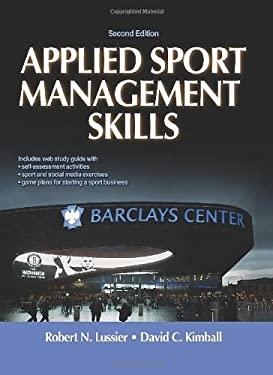 Applied Sport Management Skills 9781450434157