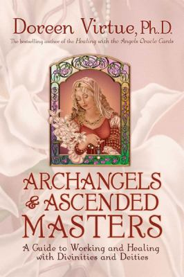 Archangels and Ascended Masters (Large Print 16pt) 9781458782014