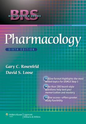 BRS Pharmacology 9781451175356
