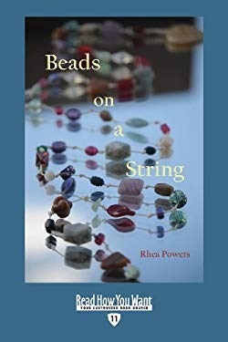 Beads on a String (Large Print 16pt) 9781459661158