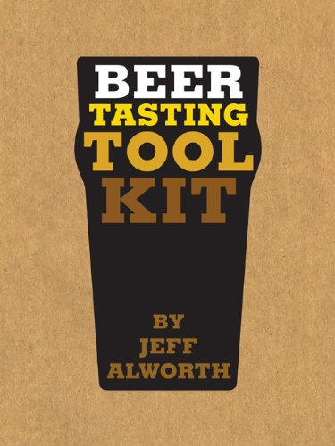 Beer Tasting Toolkit [With 4 Notepads] 9781452101767