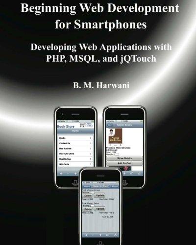 Beginning Web Development for Smartphones 9781453831052