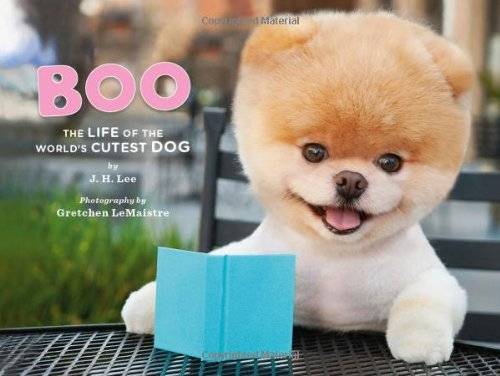 Boo: The Life of the World's Cutest Dog 9781452103068