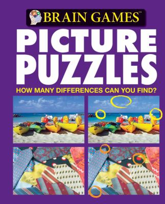 Picture Puzzles 9781450802499