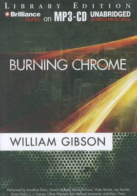 Burning Chrome 9781455859870