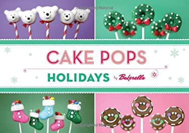 Cake Pops Holidays 9781452111162