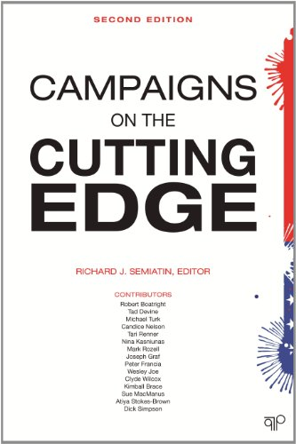Campaigns on the Cutting Edge 9781452202846