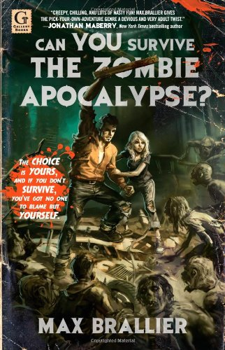 Can You Survive the Zombie Apocalypse? 9781451607758