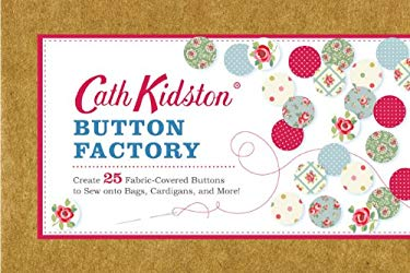 Cath Kidston Button Factory 9781452109435