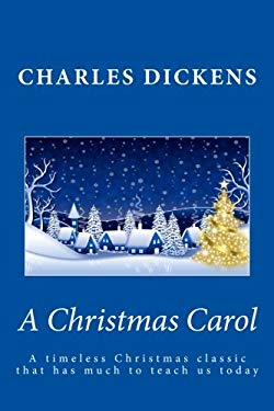 Charles Dickens: A Christmas Carol 9781451527025