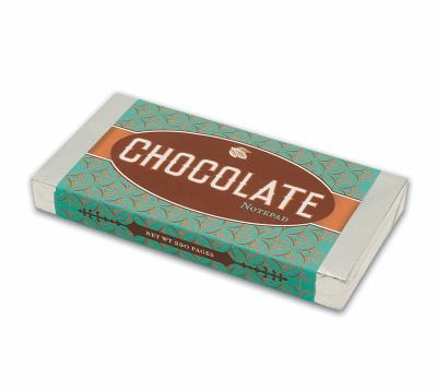Chocolate Notepad 9781452109053