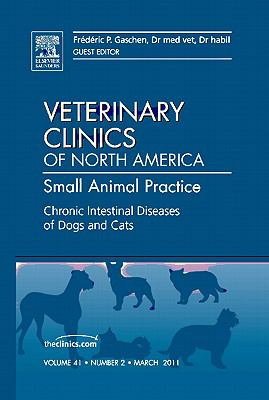 Chronic Intestinal Diseases of Dogs and Cats 9781455706822