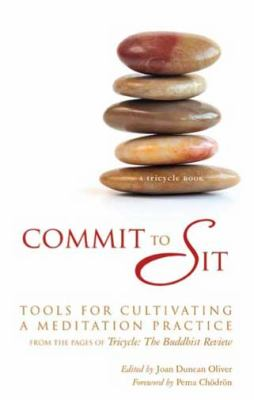 Commit to Sit (Large Print 16pt) 9781458757180