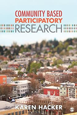 Community-Based Participatory Research 9781452205816