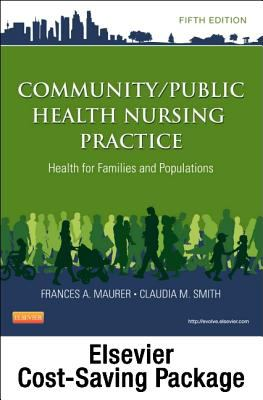 Community/Public Health Nursing Online for Community/Public Health Nursing Practice (User Guide, Access Code and Textbook Package) 9781455750481