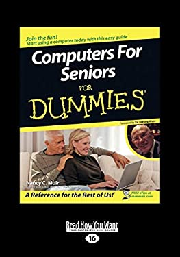 Computers for Seniors for Dummies (Easyread Large Edition) 9781458728081