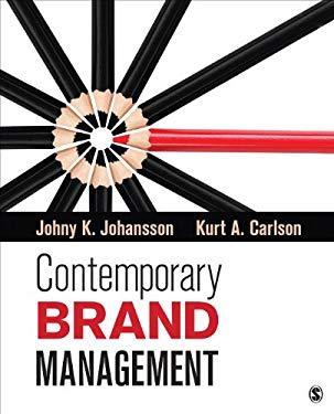 Contemporary Brand Management 9781452242873