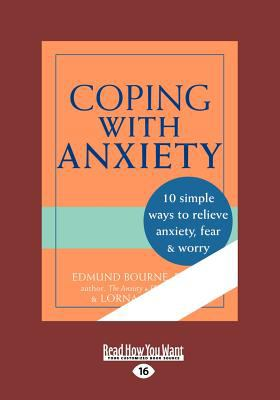 Coping with Anxiety (Large Print 16pt) 9781458760661