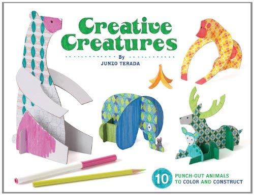 Creative Creatures 9781452109961
