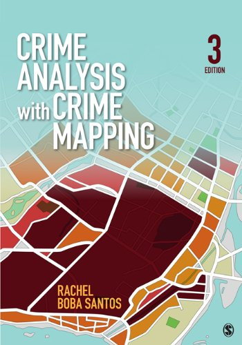 Crime Analysis with Crime Mapping 9781452202716