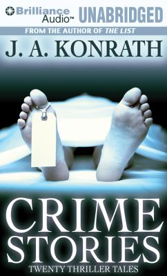 Crime Stories: Twenty Thriller Tales 9781455812219